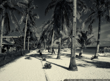 Malapascua. Bounty beach